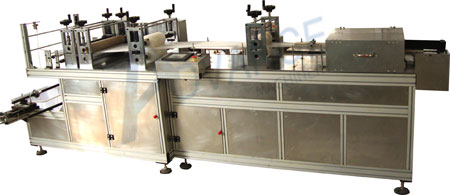 dental bib production line